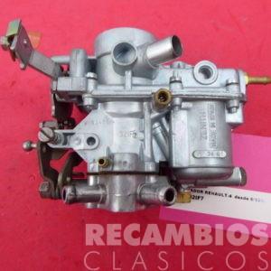 8506756 CARBURADOR RENAULT-4 desd