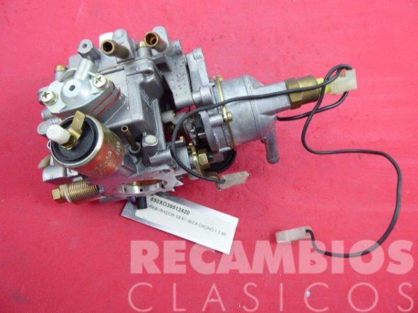 850X039512420 CARBURADOR IBIZA