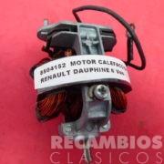 8504301 MOTOR CALEFACCION RITMO RONDA