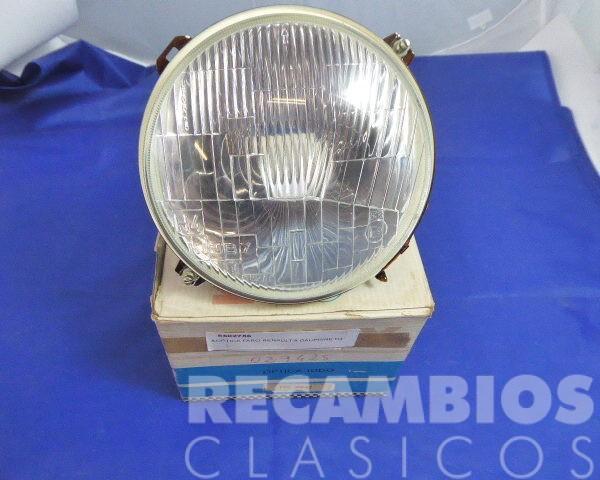 8502756 OPTICA FARO RENAULT-8 H-4