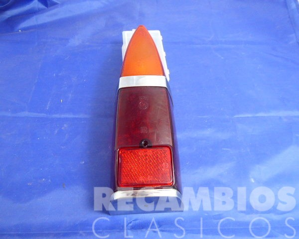 8500308 TULIPA SEAT-1500 4 FAROS BICOLOR