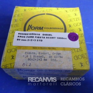 8500821550010 AROS FORD FIESTA 80mm