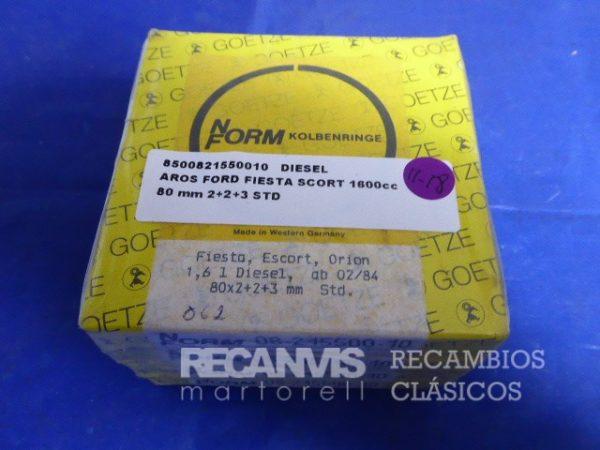 8500821550010 AROS FORD FIESTA 80mm