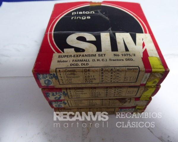 8503739 AROS BMC SAVA-2,2 82,55mm