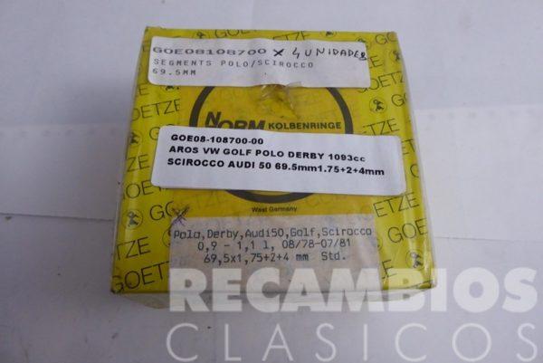 GOE08-108700-00 AROS VW SCIROCCO