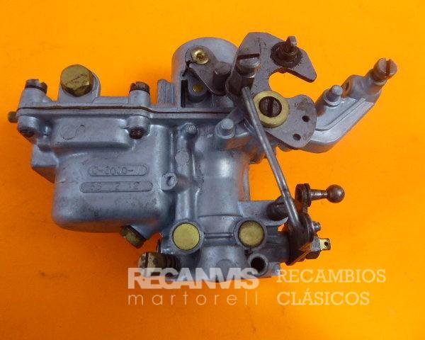 8501890RZ CARBURADOR RENAULT-7 ZENITH