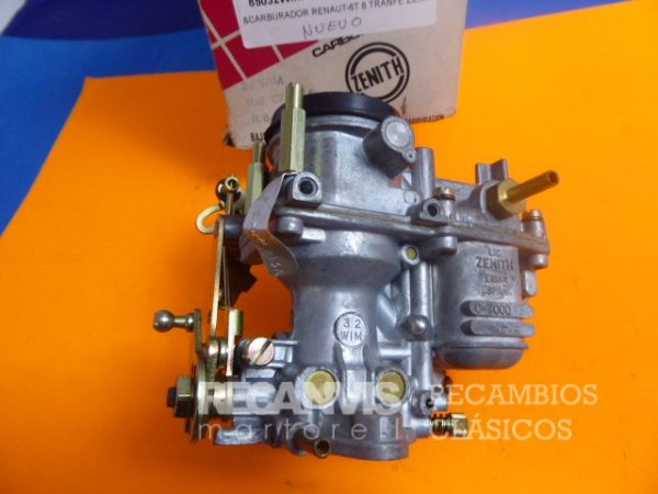 85032WIM CARBURADOR RENAULT-8NUEVO