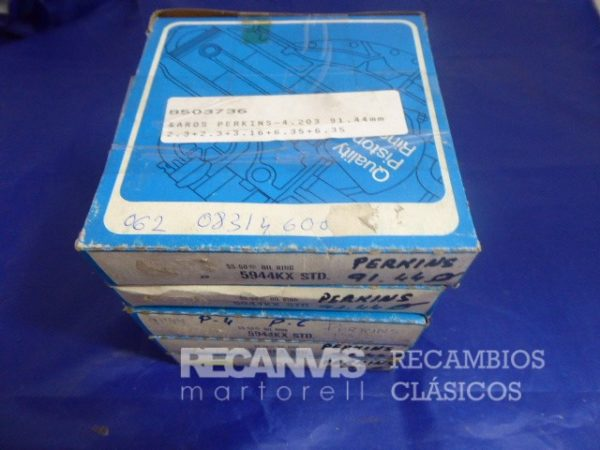 8503736 AROS PERKINS 91,44mm