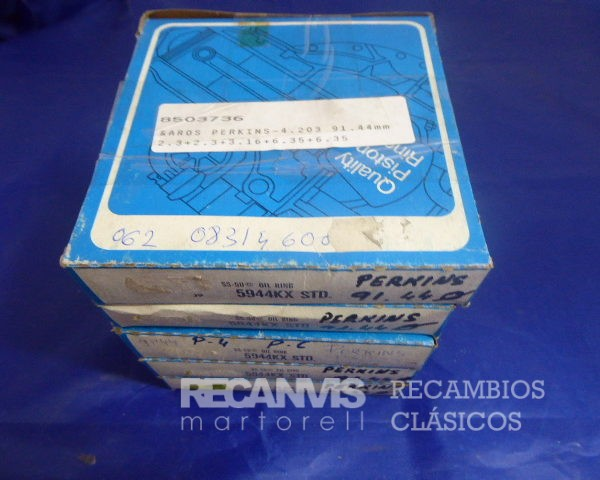 8503736 AROS PERKINS 91,44mm