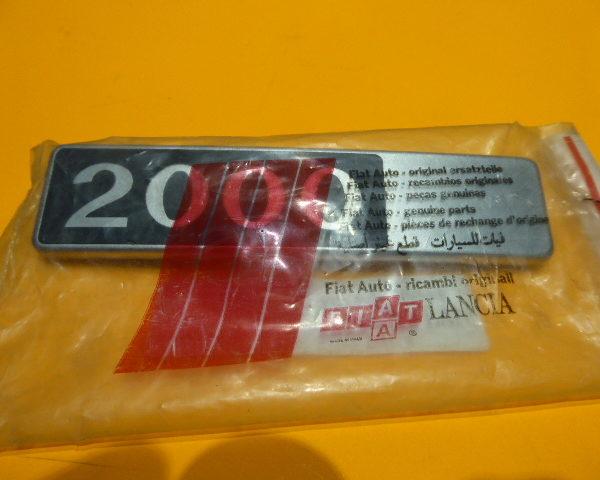 8506879 ANAGRAMA LANCIA 200