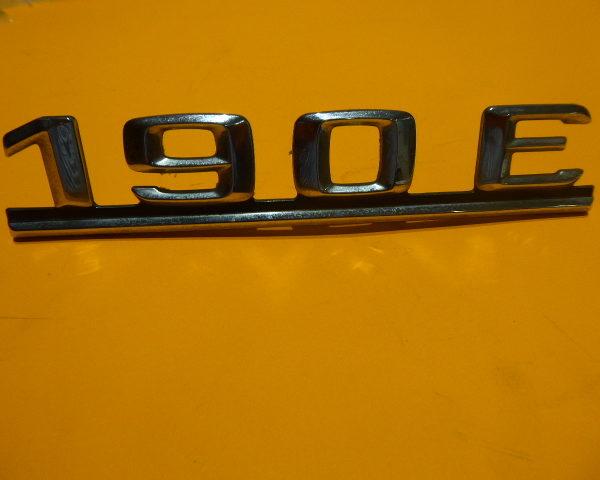 8506886 ANAGRAMA MERCEDES 190