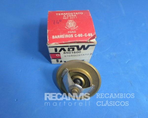 8501600T TERMOSTATO BARREIROS C-60