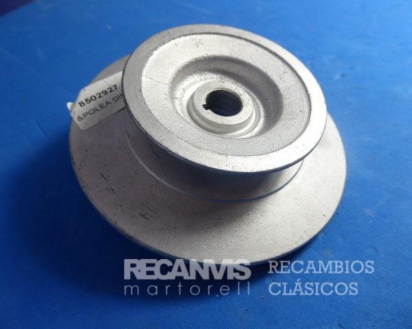 8502927 POLEA DINAMO SEAT-1400