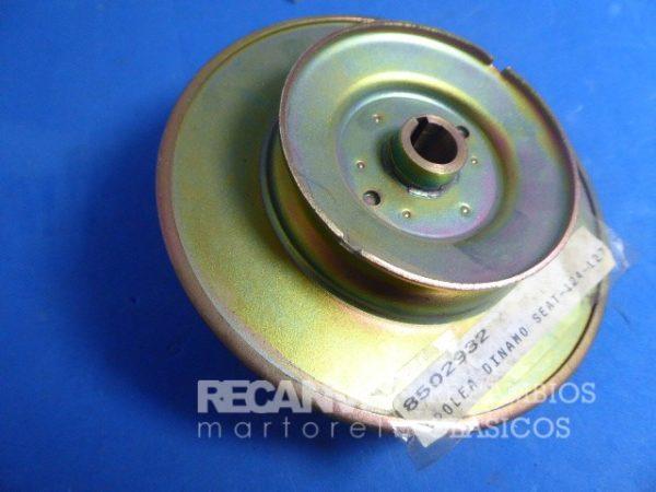 8502932 POLEA DINAMO SEAT-124 127