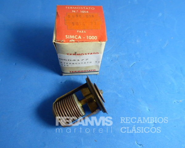 8504177 TERMOSTATO SIMCA-1000 315