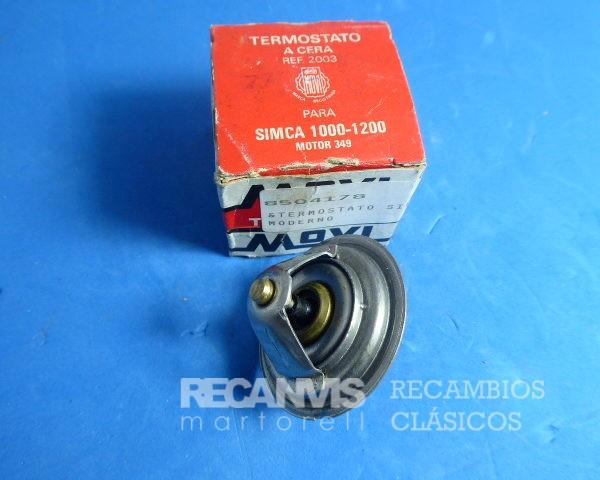 8504178 TERMOSTATO SIMCA-1000 Moderno