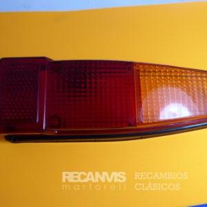 8501092 TULIPA RENAULT 8 1ª Serie TRASERA