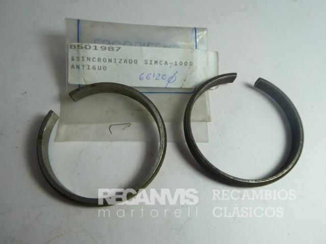 8501987 SINCRO SIMCA-1000A
