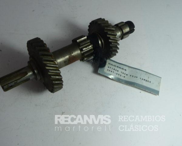 8504664 TREN FIJO SEAT-600N
