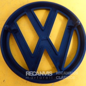 850 171853601 ANAGRAMA VW GOLF MK1 95mm