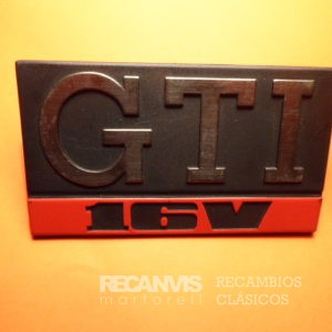 850 191853679d anagram vw golf-ii 16 v G-60