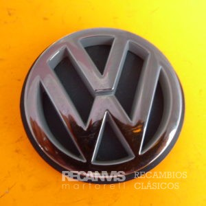 850 1H6853630 ANAGRAMA VW GOLF MK3 75mm