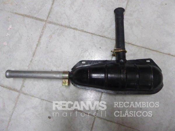 8500031 SILENCIOSO RENAULT-8