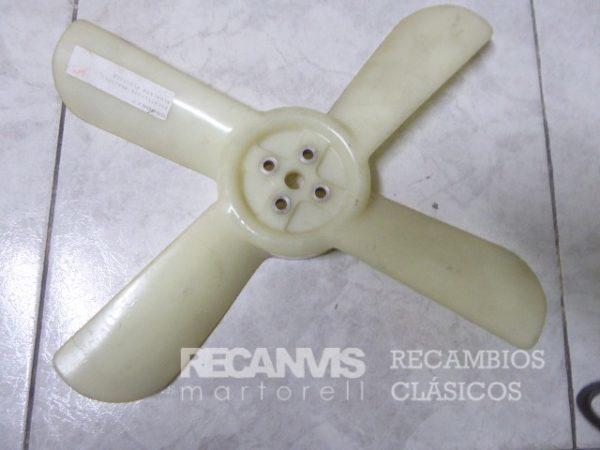 8500677 VENTILADOR MERCEDES 16mm