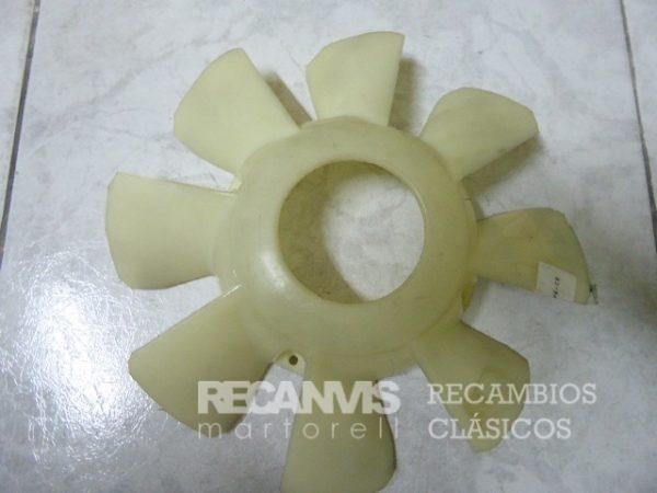 500913 VENTILADOR CITROEN 3CV 8 HASPAS 157mm