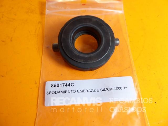 8501744C COGINETE EMBRAGUE SIMCA 1000