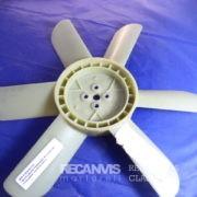 8506162000123 VENTILADOR MERCEDES W123 (1)