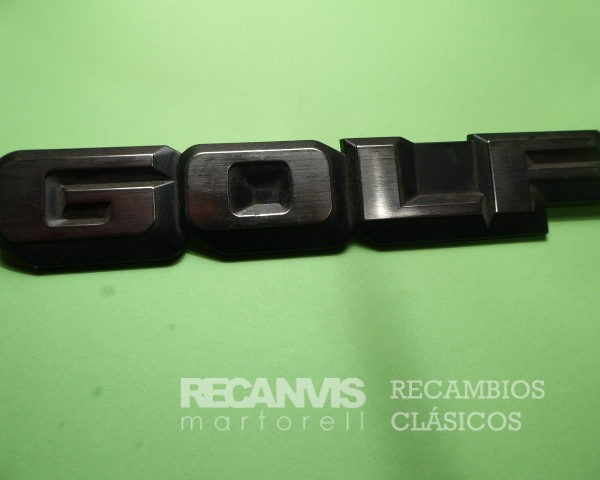 850 191853687F ANAGRAMA GOLF 163mm