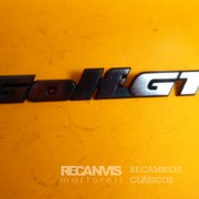850 191853687M ANAGRAMA VW GOLF GT