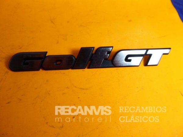 850 191853687M ANAGRAMA VW GOLF GT