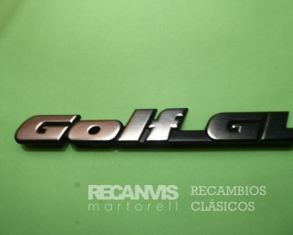 850 1H6853687A ANAGRAMA GOLF-GL