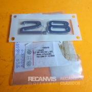 850 4B0853743L2ZZ ANAGRAMA 2.8