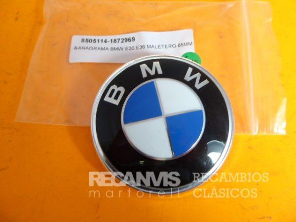 850 5114-1872969 ANAGRAMA BMW E30