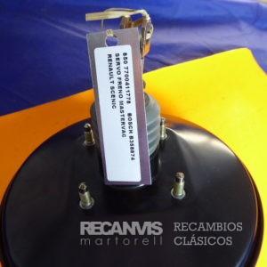 850 7700411778 SERVO FRENO MASTERVAC RENAULT SCENIC (2)