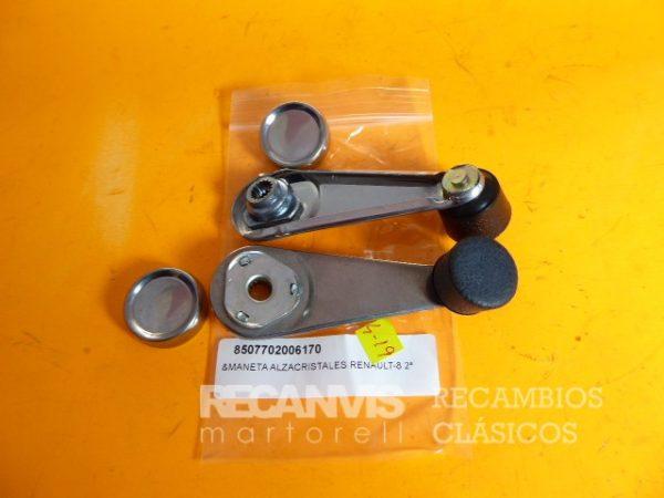 850 770202006170 MANETA ALZA RENAULT-8 2ª Serie