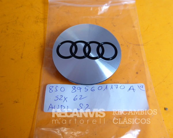 850 895601170A TAPACUBOS AUDI S3 (2)