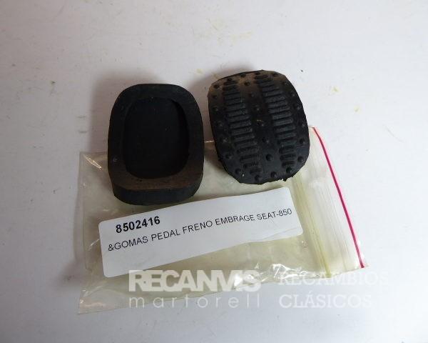 8502416 GOMAS SEAT-850 PEDAL FREN EMBRA