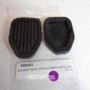 8503321 GOMAS SIMCA 1000 EMBA FRENO