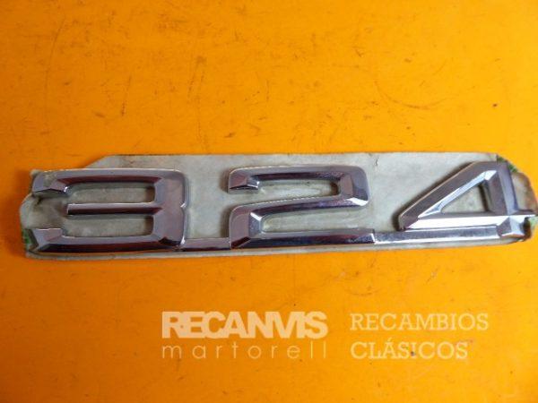 8506924 ANAGRAMA BMW 324