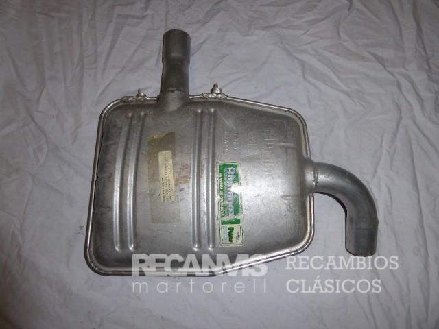 850 F616225 SILENCIOSO CORRADO INTER