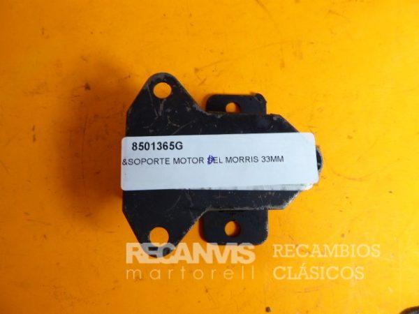 8501365G SOPORTE MOTOR MORRIS 33mm