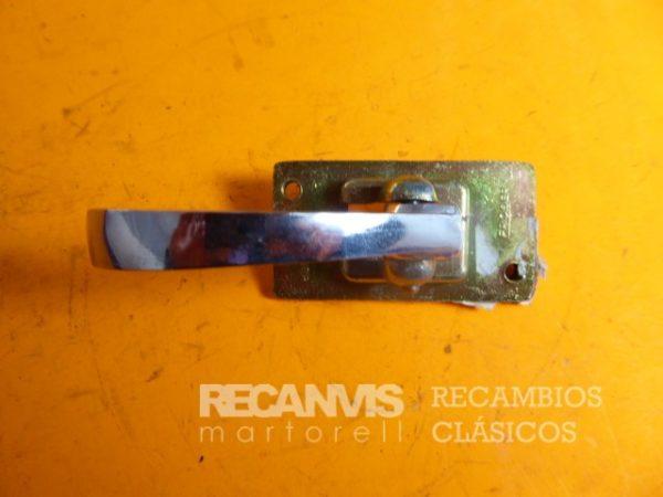8503440C MANETA INTERIOR 124 METALICA