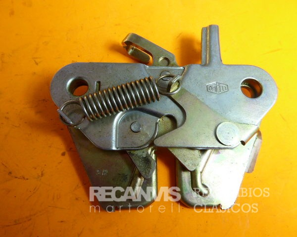 8506391 CERRADURA CAPO RENAULT-9 11