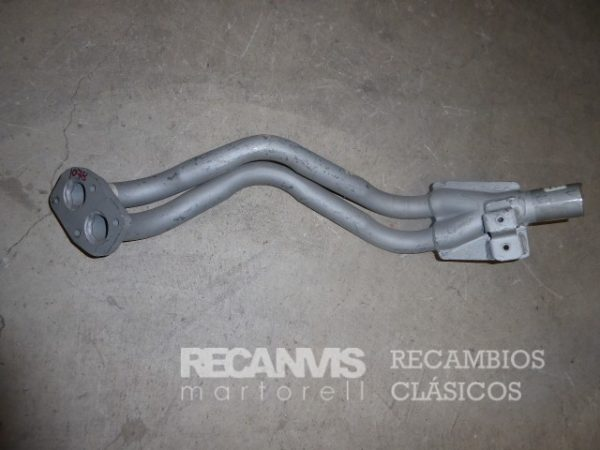 850F1078 TUBO COLECTOR SEAT-131 1.6