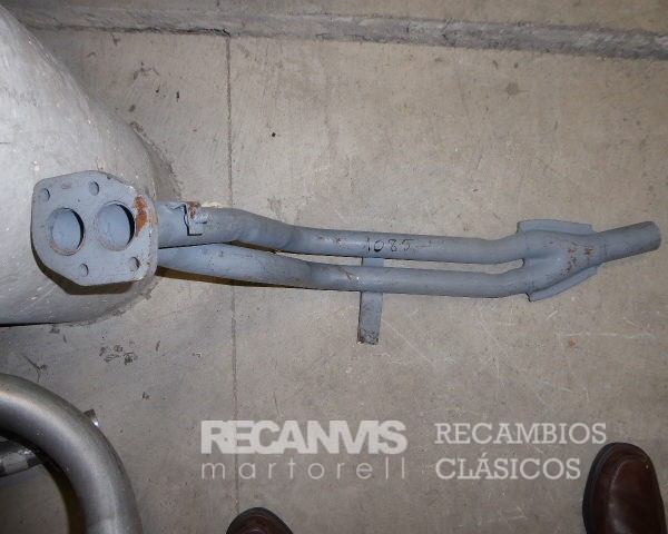 850F1085 COLECTOR SEAT-128