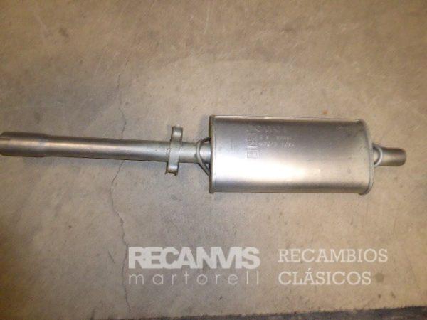 850F1094 SILENCIOSO RITMO RONDA DEL